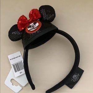Disney Parks Mouseketeer Minnie Ears Headband